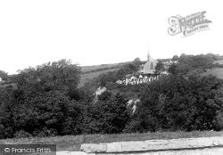 Tenby, Cemetery 1890