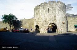 Five Arches Barbican Gatehouse c.2000, Tenby