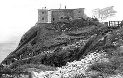 Tenby, Fort On St Catherine's Rock 1890