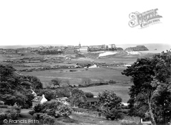 Tenby, From Penally 1933