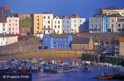 From The Harbour c.2000, Tenby
