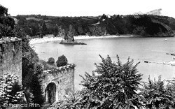 Tenby, North Bay 1950