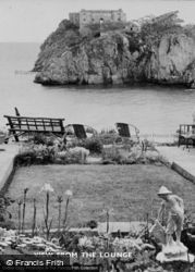 Sheer-Water, View From The Lounge c.1965, Tenby