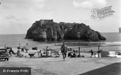 St Catherine's Island 1950, Tenby