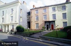 St Julian's Street c.2000, Tenby