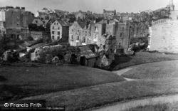 The Castle 1953, Tenby