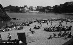 The Front 1949, Tenby