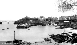 Tenby, The Harbour 1898