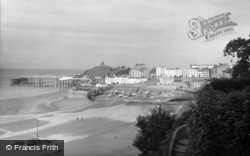 The Harbour 1950, Tenby