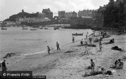 The North Beach 1950, Tenby