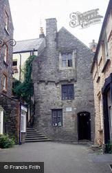 Tudor Merchant's House c.2000, Tenby