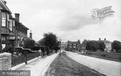 Tenterden, Appledore Road 1900