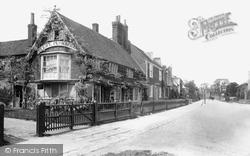 Tenterden, Ashford Road 1900