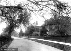 Tenterden, Ashford Road 1903
