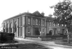 Tenterden, Baptist Chapel 1902
