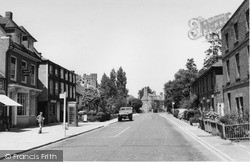 Tenterden, By The Post Office c.1950
