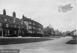 Tenterden, East Cross 1900
