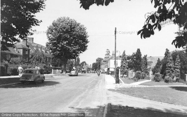 Photo of Tenterden, East Cross c.1950