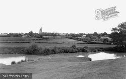Tenterden, From Six Fields c.1960