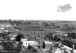 Tenterden, From The Church 1900