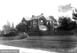 Tenterden, Girls School 1902