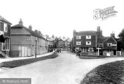 Tenterden, Golden Square 1903