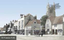 High Street 1900, Tenterden