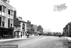 Tenterden, High Street 1903