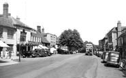 Tenterden, High Street c1950