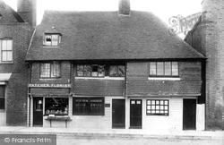 Tenterden, Old Grammar School 1903