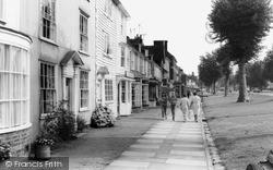 Tenterden, Old Houses c.1965