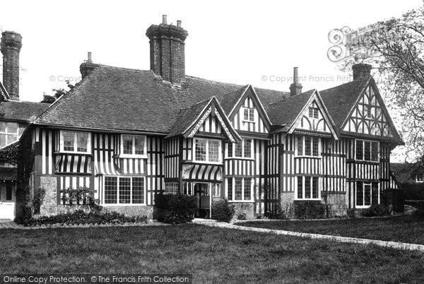Photo of Tenterden, St Benedict's Priory 1903