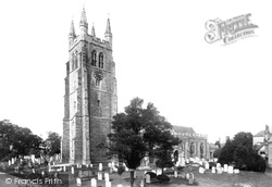 Tenterden, St Mildred's Church 1900