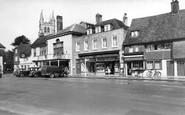 Tenterden, the Town Hall 1955