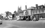 Tenterden, the Town Hall c1960