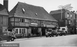Tenterden, The Tudor Rose Tea Rooms c.1950