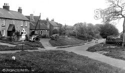 Terrington, The Village c.1955