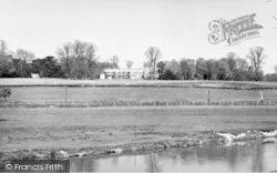 Barham Court c.1955, Teston