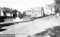 Malling Road c.1960, Teston