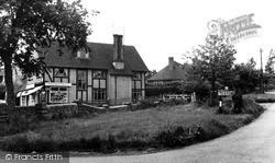 Teston, Orchard Stores Corner c.1960