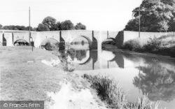 Teston, The Bridge c.1963