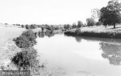 Teston, The River c.1965