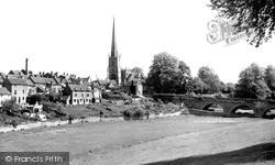 Bath Bridge 1956, Tetbury