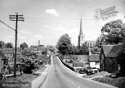 Bath Road c.1955, Tetbury