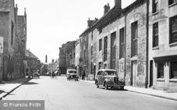 Tetbury, Chipping Street c.1950