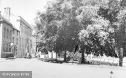 Tetbury, Chipping Street c.1955
