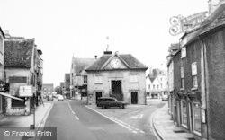 Tetbury, Chipping Street c.1960