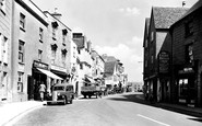 Tetbury, Church Street c1949