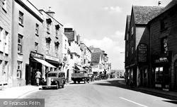 Church Street c.1949, Tetbury
