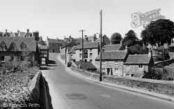 From Wiltshire Bridge c.1955, Tetbury